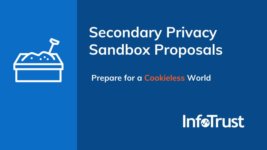 Secondary Privacy Sandbox Proposals: Prepare for a Cookieless World