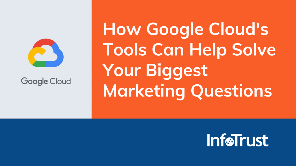How Google Cloud's Tools Can Help Solve Your Biggest Marketing Questions