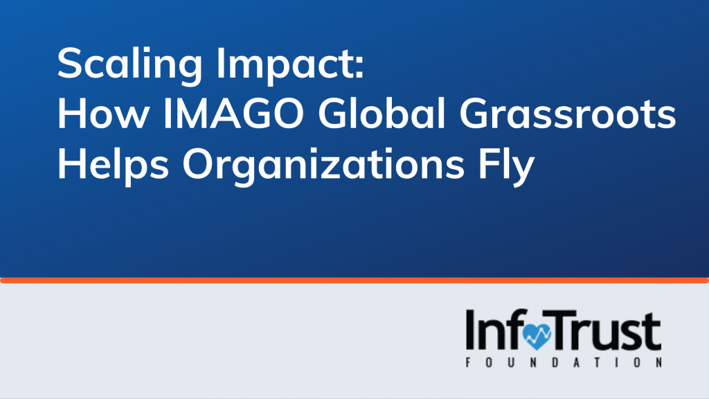 Scaling Impact: How IMAGO Global Grassroots Helps Organizations Fly
